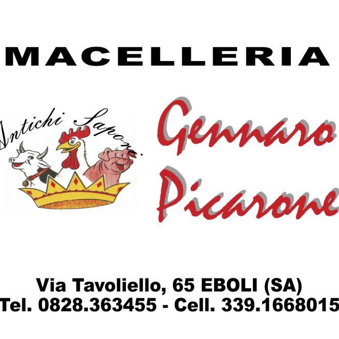 Macelleria Picarone di Picarone  Gennaro e c. Snc